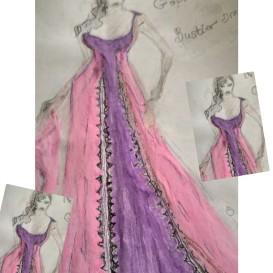 Kaftan Gothic Bustier Dress 3 pics03b42885-78ff-4e29-bd6b-5e3beb24994f_full