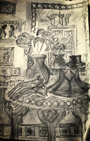 The dallying lodger illustration