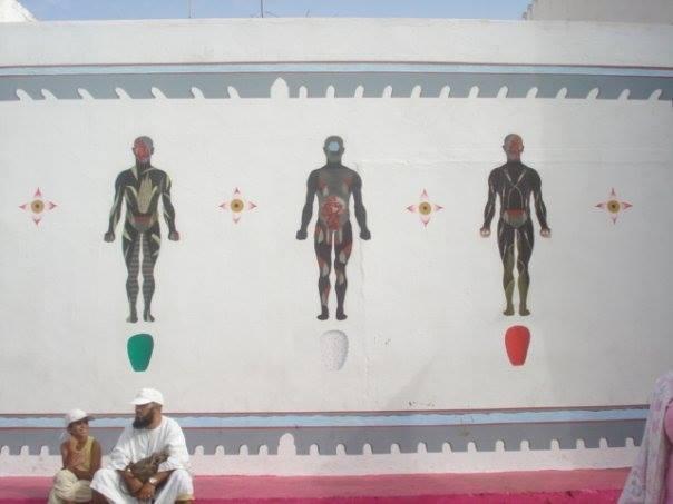 Medina Arts Festival Murial medi