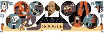 shakespear google